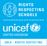 Rights Respecting School - Gold Icon